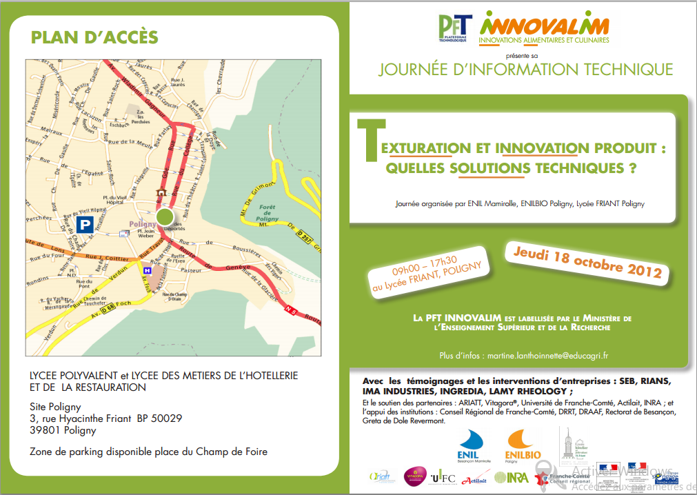 rencontre regionale innovation