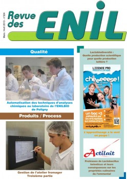 Revue des ENIL 324