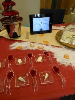 fromage sucré et exotique