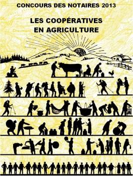 concours notaires cooperatives laitières COmté2013