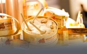 fromage le mont d'or dans le doubs