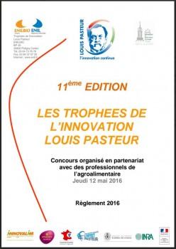 Règlement trophées Pasteur 2016