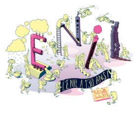L'ENIL fête son anniversaire : 130 ans !